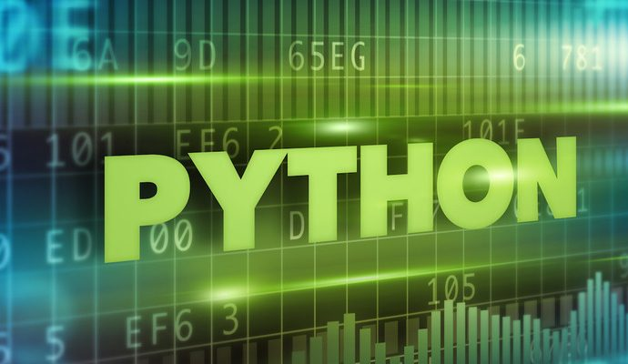 Python Technology Employed for Application Oriented Fields