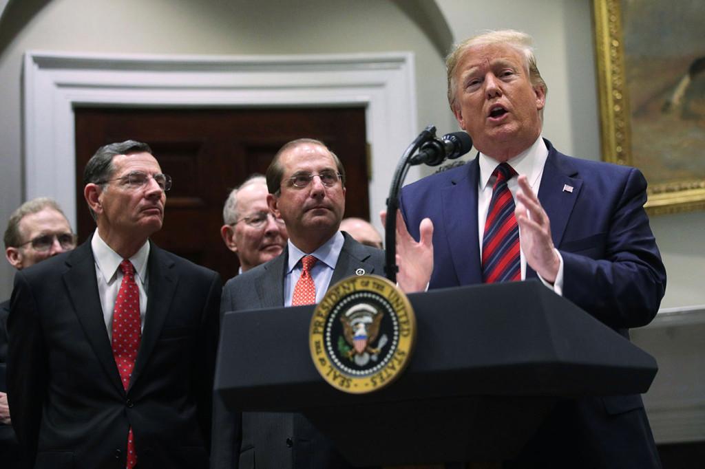 Congress to pass legislation on surprise medical bills