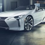 Toyota: Lexus LC Convertible to enter production