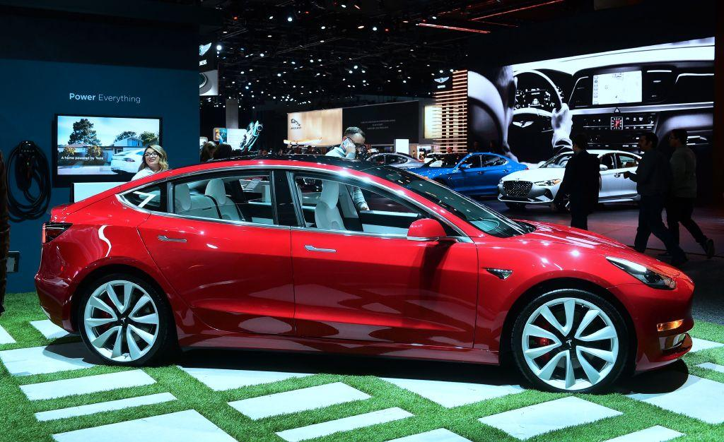 Tesla's Model 3 has been the best-selling EV in the US this year by a huge margin